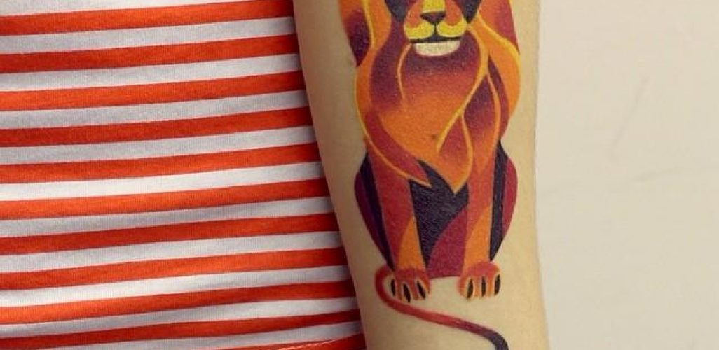 65 Tatuagens De Leao Impressionantes Fotos Incriveis