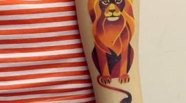 65 tatuagens de leão impressionantes para os fãs do animal