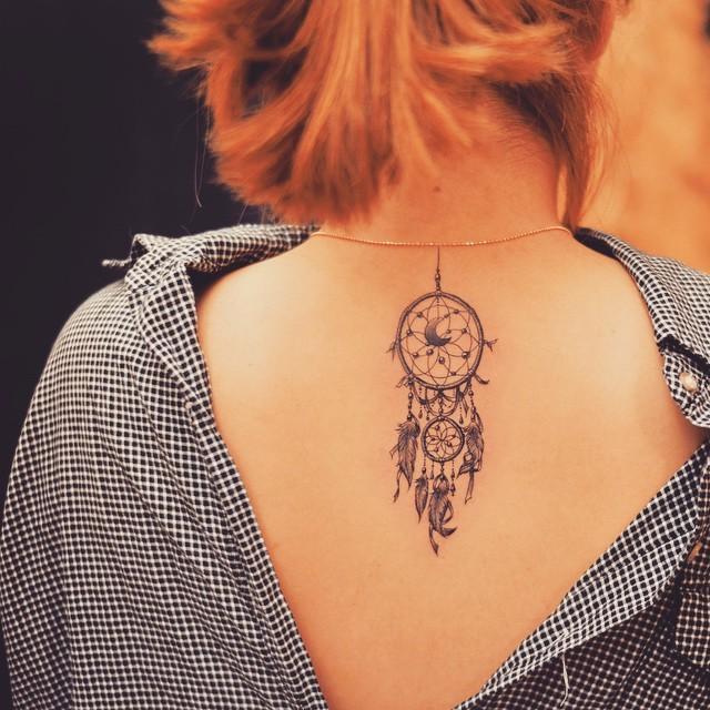 Armario A Medida Barato ~ 102 Tatuagens de Filtro dos Sonhos (só as melhores fotos!)