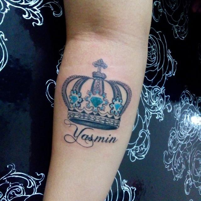 75 Tatuagens De Coroas Lindas E Inspiradoras