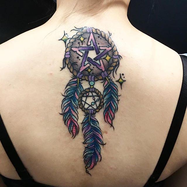 102 Tatuagens De Filtro Dos Sonhos Só As Melhores Fotos