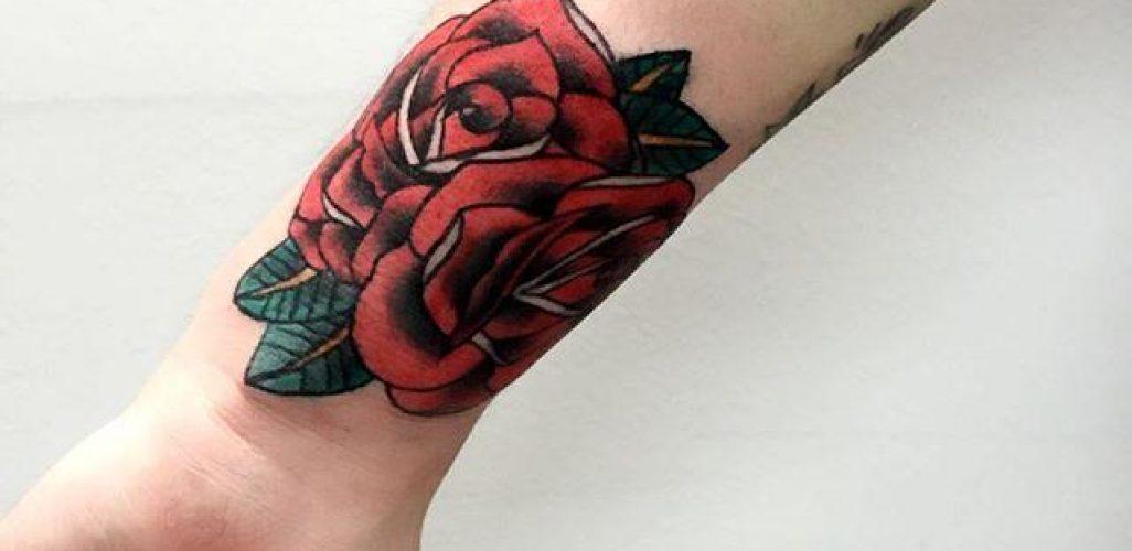 Tatuagens De Rosas Descubra O Significado 70 Fotos Lindas