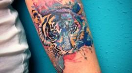 65 tatuagens de tigres que mostram a valentia desse animal