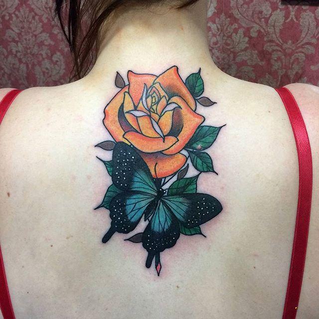 80 Tatuagens De Borboletas Lindas E Inspiradoras