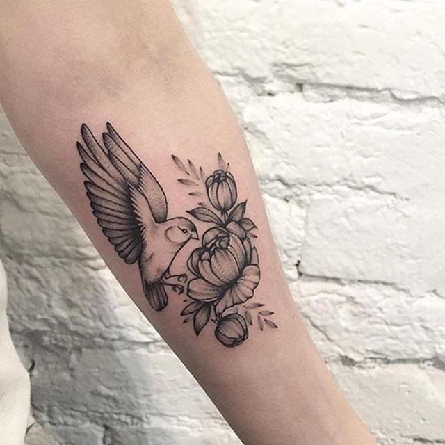 65 Tatuagens De Pássaros Belíssimas E Inspiradoras
