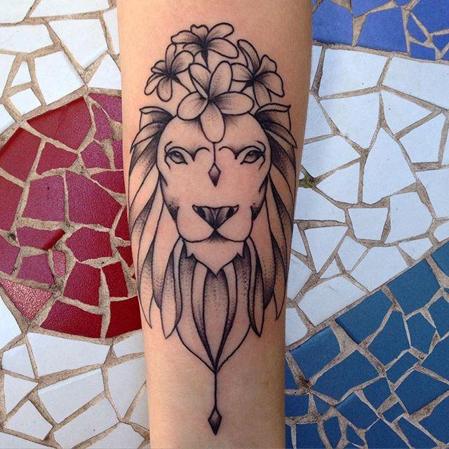 65 Tatuagens de Leão Impressionantes - Fotos Incríveis!