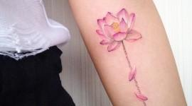 65 Tatuagens de Flor de Lótus Lindas e Inspiradoras