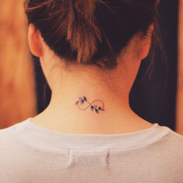 60 tatuagens de infinito criativas as melhores fotos for Foto minimaliste