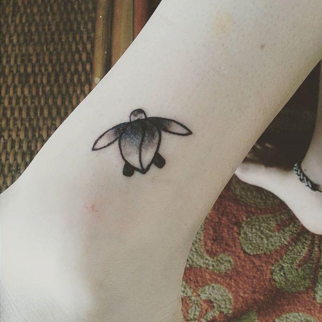 65 Tatuagens De Tartaruga Criativas E Inspiradoras