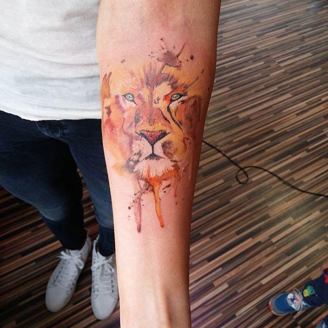 65 tatuagens de leão impressionantes fotos incríveis