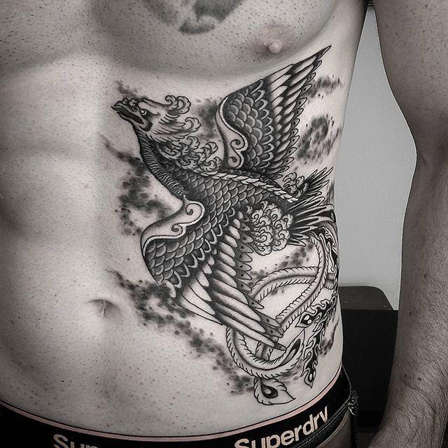 55 Tatuagens De Fenix Lindas As Melhores Fotos