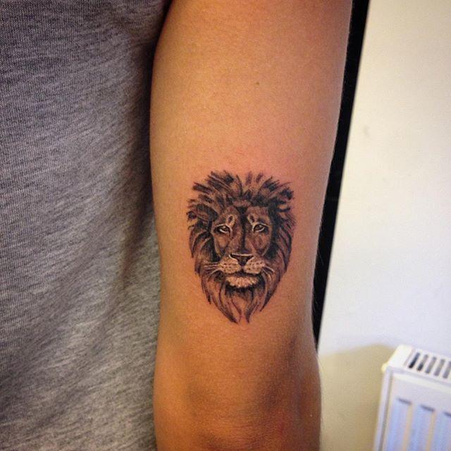 65 Tatuagens de Leão Impressionantes - Fotos Incríveis! Yeshua Tattoo