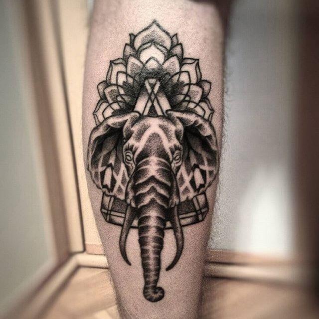 65 Tatuagens De Elefantes Lindas E Inspiradoras