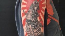 60 Tatuagens de samurai