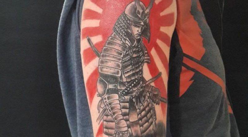 60 tatuagens de samurai para os fãs dos guerreiros japoneses