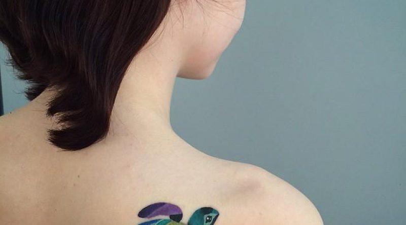 65 tatuagens de tartaruga para os amantes do animal e da natureza