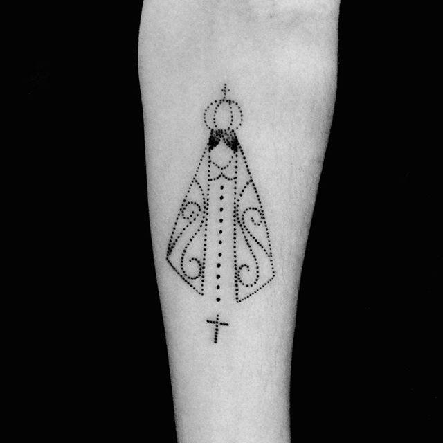 Os pontos trazem mais leveza e suavidade à sua tatuagem