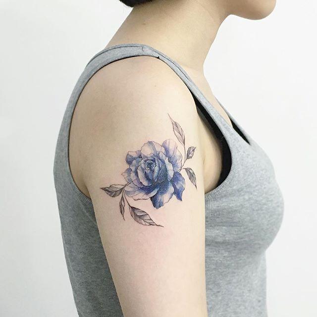 70 Tatuagens De Flores Criativas S&243 As Mais Lindas