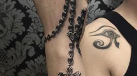 60 Tatuagens de terço
