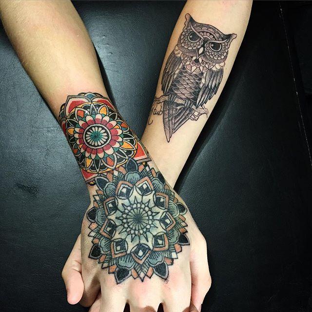 70 Tatuagens De Mandala Criativas Só As Mais Lindas