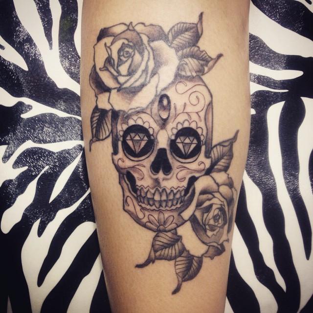 60 Tatuagens De Caveira Mexicana As Fotos Mais Incriveis