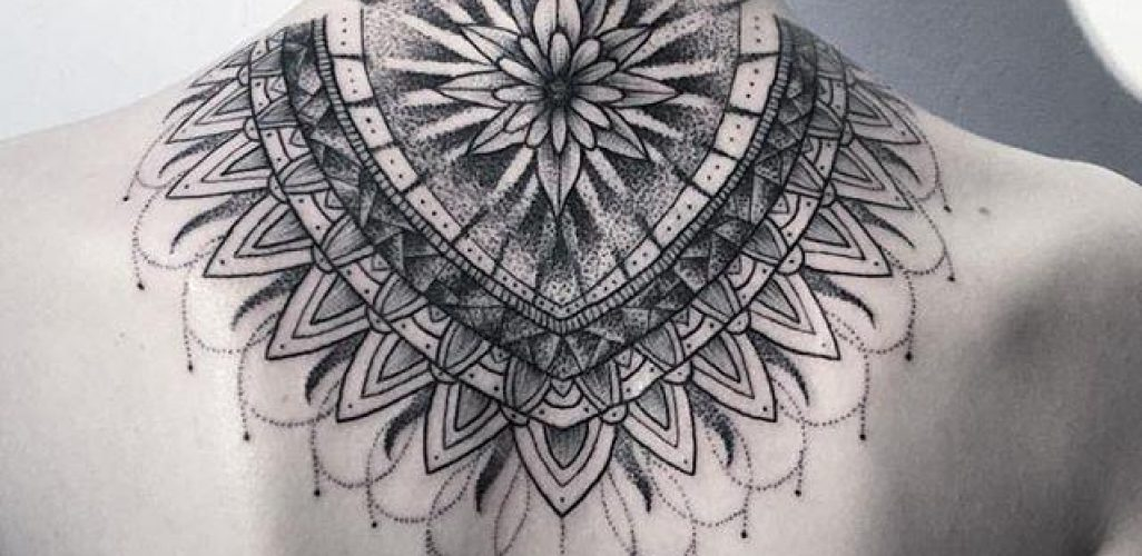 70 Tatuagens De Mandala Criativas So As Mais Lindas