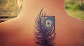 55 tatuagens de olho grego que são o símbolo da expressão espiritual
