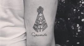 60 tatuagens de Nossa Senhora Aparecida para quem tem fé e esperança