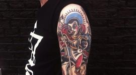 50 Tatuagens de São Jorge