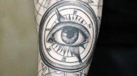 70 Tatuagens de olhos