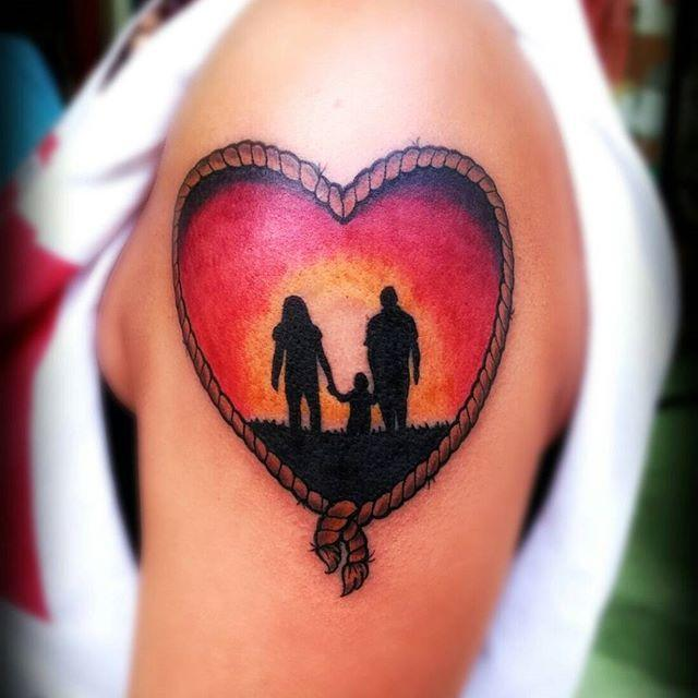 80 Tatuagens De Familia So As Melhores Fotos