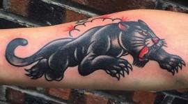 60 Tatuagens de pantera
