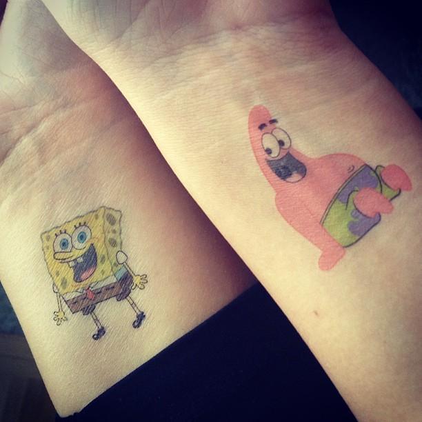 Bob-Esponja e seu melhor amigo, Patrick