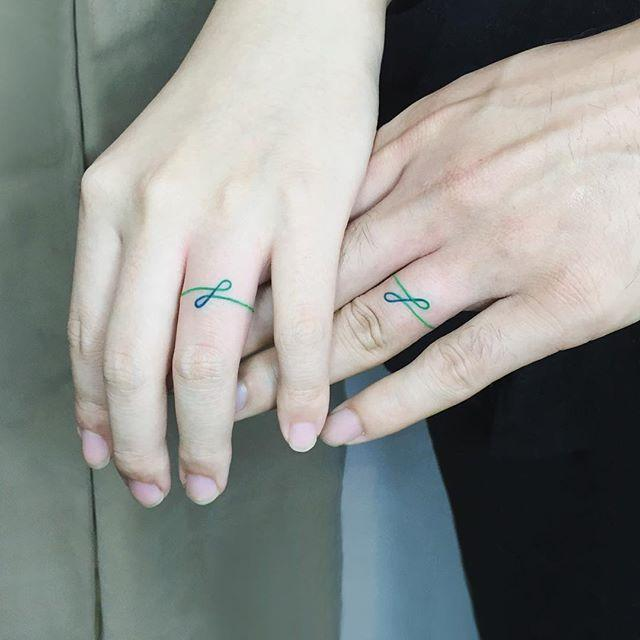 90 Tatuagens Para Casal E Namorados As Mais Lindas