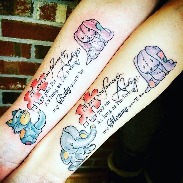 80 tatuagens de fam lia s as melhores fotos for Go as you like ideas