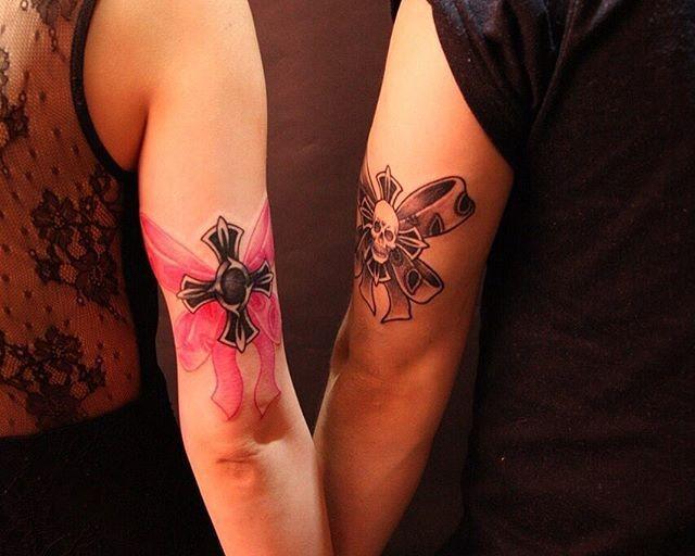 70 Tatuagens de laço incríveis e inspiradoras
