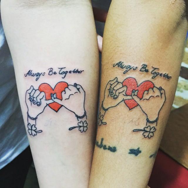 Sempre juntos!