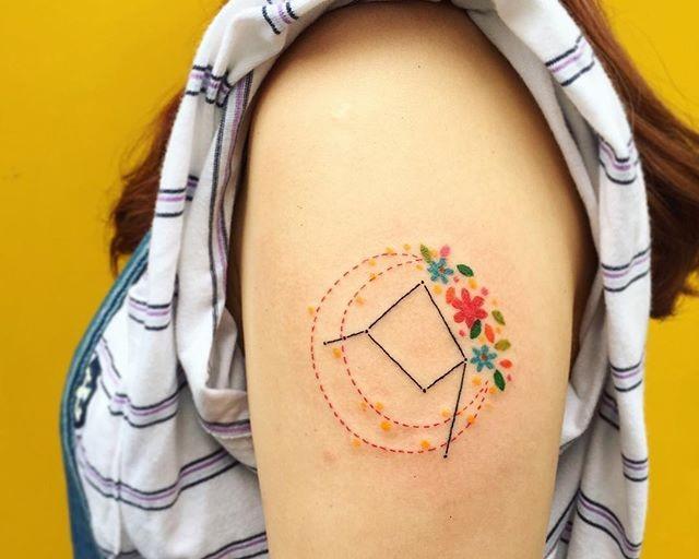 180 Tatuagens Femininas Delicadas – Fotos Lindas