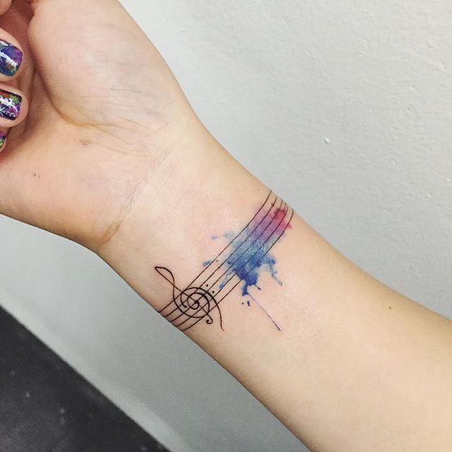 tetování chinese málo