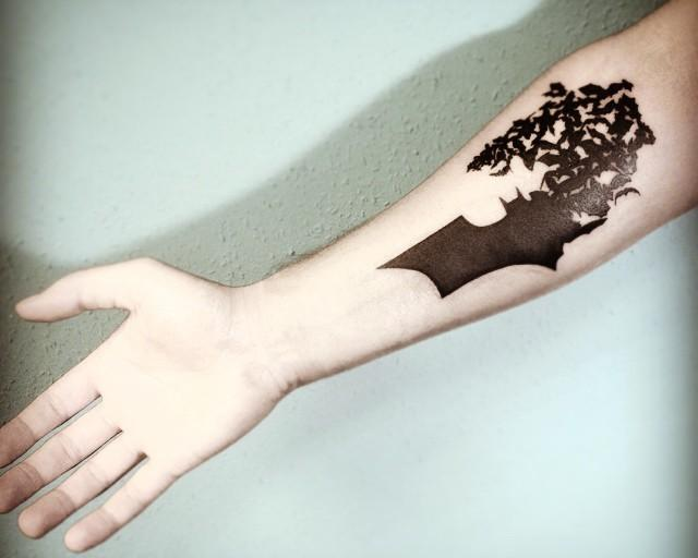 60 Tatuagens do Batman