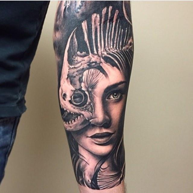 tatuagens masculinas exuberantes