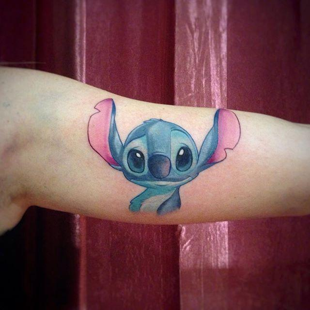 90 Tatuagens De Personagens Da Disney Fotos Lindas