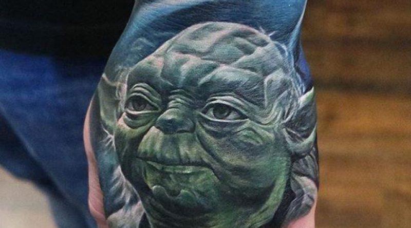 80 tatuagens de Star Wars com fotos incríveis para eternizar a série