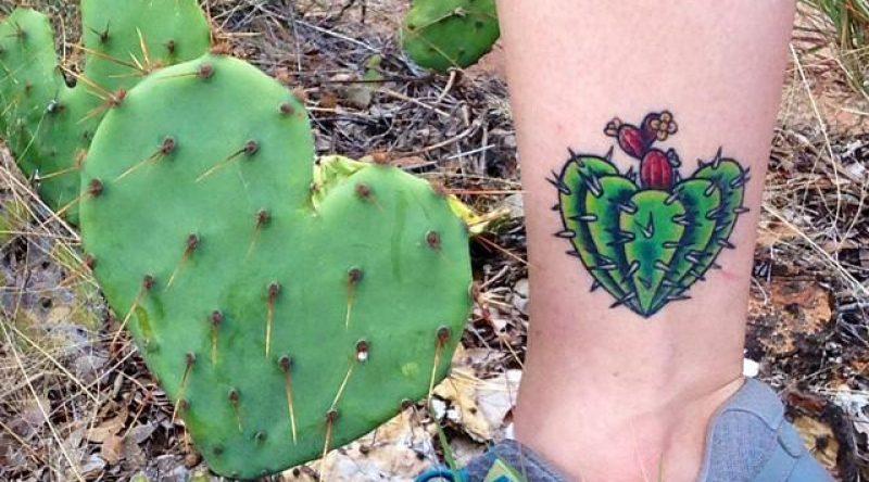 60 tatuagens de cactos dessa plantinha que sobrevive ao clima desértico