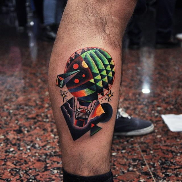 100 Tatuagens Masculinas Na Perna Melhores Fotos