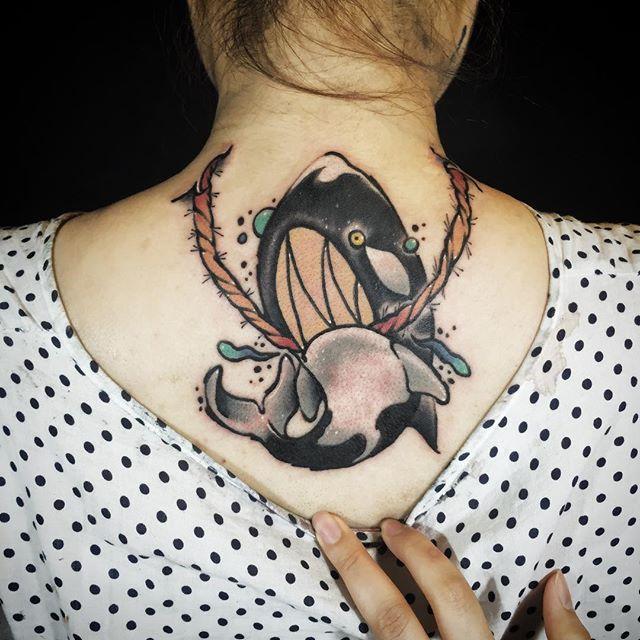 60 Tatuagens De Baleia  Fotos E Desenhos Lindos