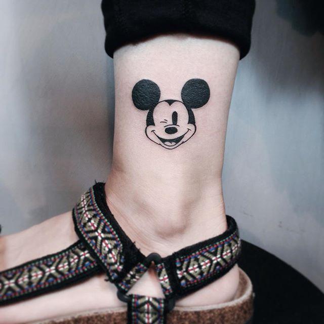 Quem não conhece Mickey Mouse?!