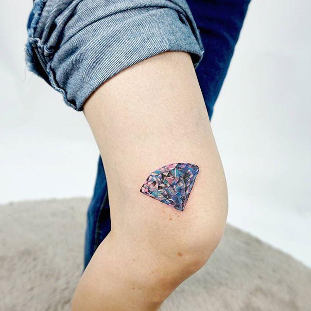 O diamante é sinônimo de perfeição, imortalidade e pureza