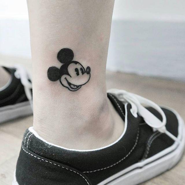 Mickey Mouse o ratinho mais conhecido da Disney