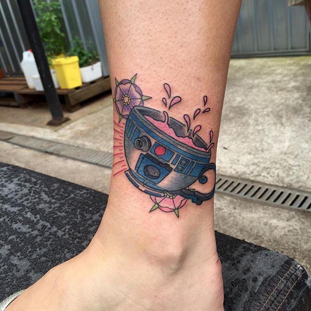 Brinque com a imaginação e seja único, tenha uma tatuagem repleta de íntimos significados